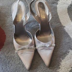 Vintgae Gianni Versace heels